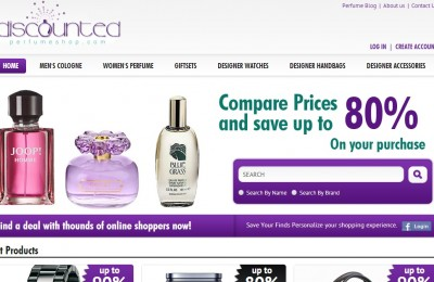 Discounted Perfume Shop