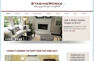 Staging Works Toronto