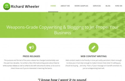 Wheeler Freelance